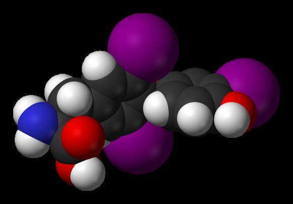 Triyodotironina